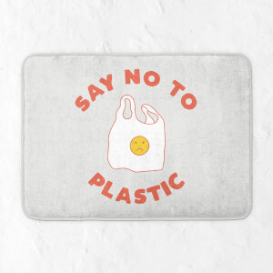 Say No To Plastic Bath Mat