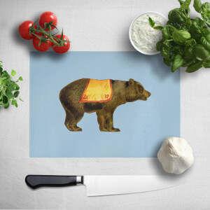 Circus Bear Chopping Board