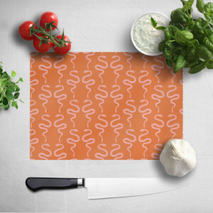 Snakes Chopping Board