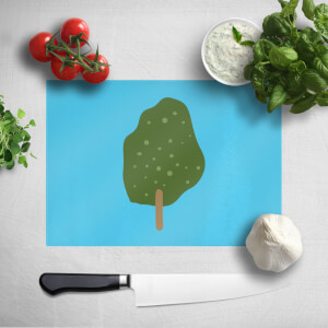 Tree Chopping Board