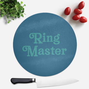 Ring Master Round Chopping Board