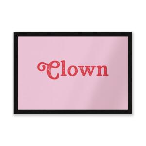Clown Entrance Mat