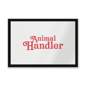 Animal Handler Entrance Mat
