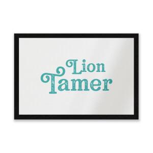 Lion Tamer Entrance Mat