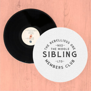 The Middle Sibling The Rebellious One Slip Mat