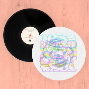 Spaced Out Slip Mat