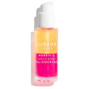 Lumene Nordic-C [VALO] Arctic Berry Cocktail Brightening Hydra-Oil 30ml