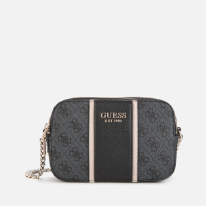 Guess Women's Cathleen Camera Bag - Coal