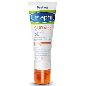 Cetaphil Sun Daylong Sun to go Stick SPF 50+ 20ml