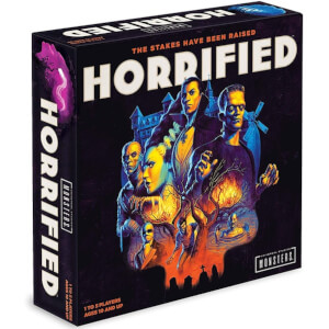 Ravensburger Horrified: Universal Monsters Strategy Game from I Want One Of Those