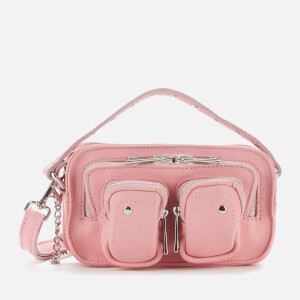 Núnoo Women's Helena Cross Body Bag - Powder Pink
