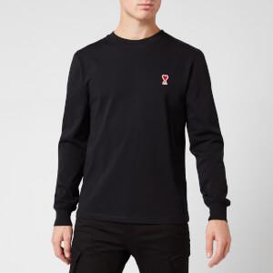 AMI Men's T-Shirt - Noir