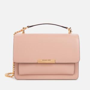 MICHAEL MICHAEL KORS Women's Jade Large Gusset Shoulder Bag - Soft Pink