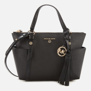 MICHAEL MICHAEL KORS Women's Nomad Small Convertible Tote - Black
