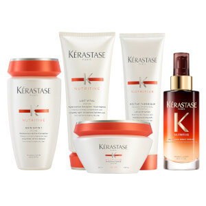 Kérastase Nutritive Nourishing Routine for Fine Hair