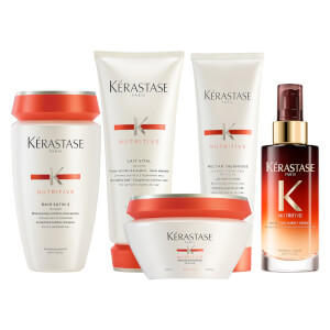 Kérastase Nutritive Nourishing Routine for Thick Hair