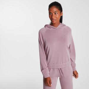 Composure hoodie voor dames - Rozenwater