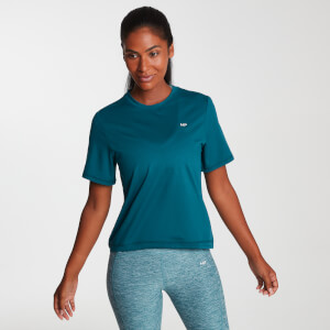 Camiseta Composure para mujer - Verde Deep Lake