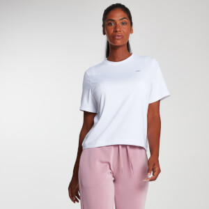 Damen Composure T-Shirt - Weiß