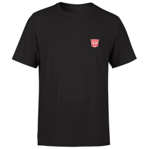 Transformers Autobots Unisex T-Shirt - Black