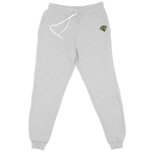Harry Potter Gryffindor Embroidered Unisex Joggers - Grey