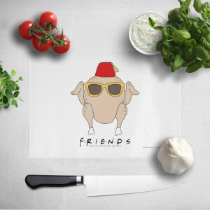 Friends Turkey Chopping Board
