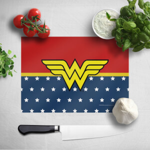 Wonder Woman Chopping Board