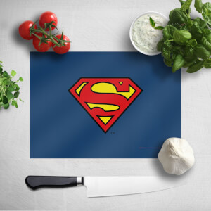 Superman Chopping Board