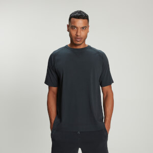 Camiseta Raw Training para hombre - Negro lavado