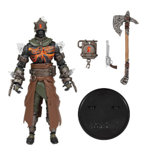 McFarlane Fortnite Prisoner 7 Inch Action Figure