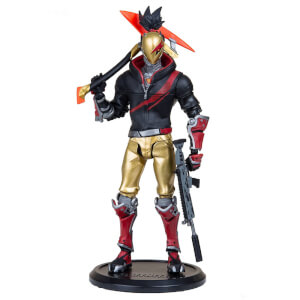 Figura de Acción McFarlane Fortnite Red Strike Day and Date