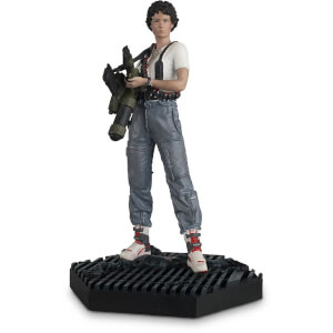 Eaglemoss Figure Collection - Alien Lieutenant Ripley Figurine (Aliens 1986)