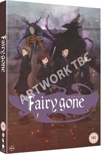 Fairy Gone: Season 1 Part 1