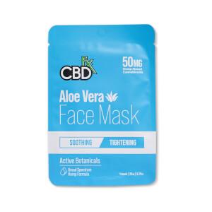 CBDfx Face Mask - Aloe Vera