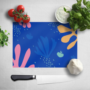 Under The Sea Print Chopping Board