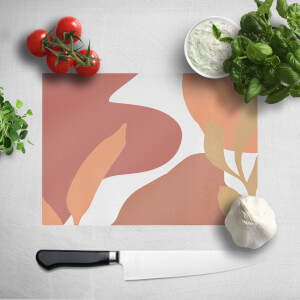 Abstract Scenes Chopping Board