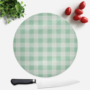 Baking Blanket Green Round Chopping Board