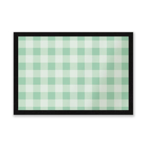 Baking Blanket Green Entrance Mat