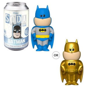 DC Comics Batman Vinyl Soda Figure In Collector Can