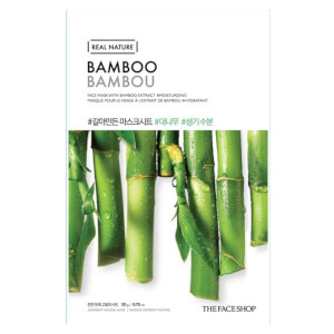 THE FACE SHOP Real Nature Sheet Mask Bamboo