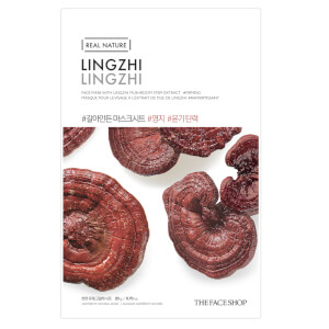 THE FACE SHOP Real Nature Sheet Mask Lingzhi