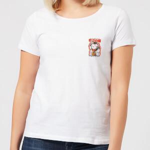 Ilustrata Catunist Women's T-Shirt - White
