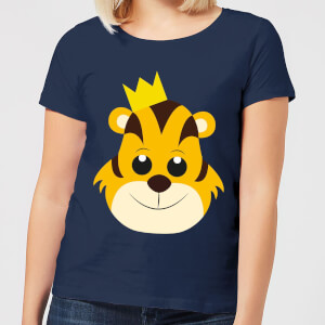 Tiger King Women's T-Shirt - Navy