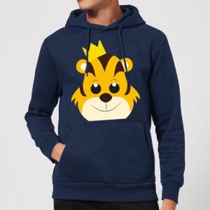 Tiger King Hoodie - Navy