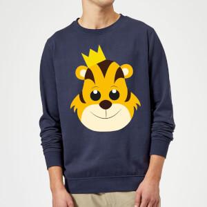 Tiger King Sweatshirt - Navy