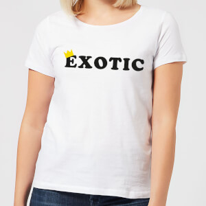 Exotic King Women's T-Shirt - White