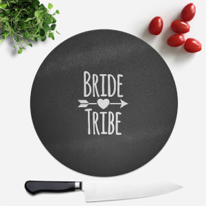 Bride Tribe Round Chopping Board