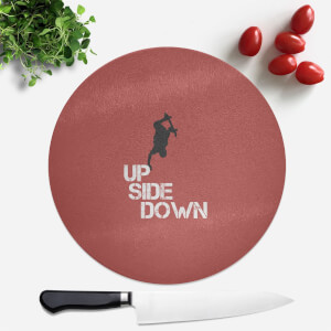 Up Side Down Round Chopping Board