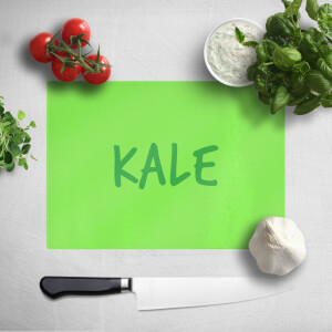 Kale Chopping Board