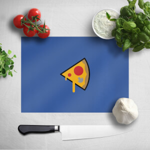 Pizza Slice Chopping Board